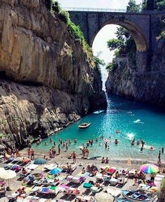 Amafi, Italy.