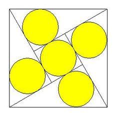 Sangaku Geometric Symbols, Geometric Mandala, Geometric Designs, Geometry Problems, Math Problems, Mathematics Geometry, Sacred Geometry, Geometry Online, Fun Brain