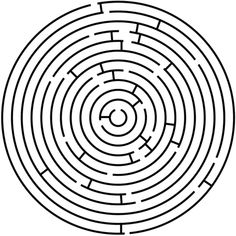 maze images free | you may also like these circle hard maze