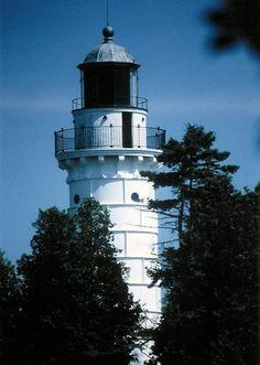 Cana Island Light House, Door County WI.