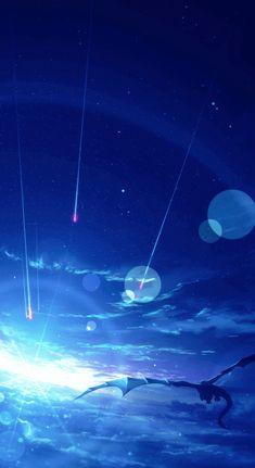 Rpg Wallpaper, Dragon Wallpaper Iphone, Drawing Wallpaper, Cloud Wallpaper, Wallpaper Space, Anime Scenery Wallpaper, Galaxy Wallpaper, Anime Vs Cartoon, Scenery Background