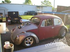 Modified VW Beetle Tube Chassis Pro Street 1969 Picture