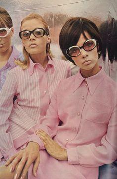 dollymods:    Vogue, 1965