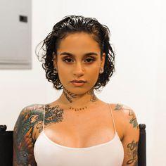 "670.2k Likes, 9,625 Comments - ARTIVIST 333 (@kehlani) on Instagram: ""growing growing... grown. Hair: @kahhspence Makeup: @nicklujanmua Photo: @_718s #NYFW"""