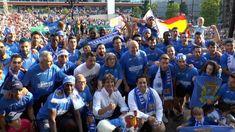 REPORTAJE / Rúa y Fiestón para recibir al CF Fuenlabrada que ha conseguido ascender a Segunda División... Fernando Torres, News, Sports