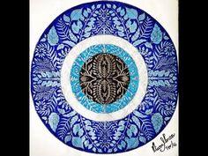 Olho Grego por Diana Moraes (Livro: Floresta Encantada) - YouTube