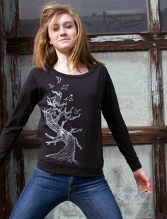 Tree of Life Shirt Womens