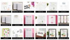 Join the Club (it's 100% free!) - Clementine Creative | DIY Printable Stationery