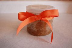 Organic exfoliating scrub made from sugar and olive oil!  Perfect for dry skin in the winter months