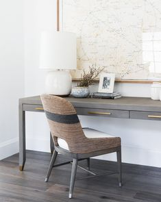 Home Office Decor Home Office Design, Home Office Decor, Home Decor Bedroom, Office Ideas, Office Inspo, Office Designs, Office Style, Side Chairs, Dining Chairs