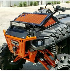 ON BACK ORDER Tired of you High lifter edition Sportsman over heating and fans constantly running? Worry no more! Rogue Off-road has you covered! Introducing there all new radiator cover that replace Polaris Sportsman Accessories, Offroad, Atv Racks, Polaris Atv, Top Luxury Cars, Four Wheelers, Radiator Cover, Moto Bike, Big Guns