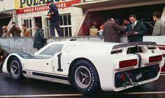 1966 Ford GT40 J Experimental Car