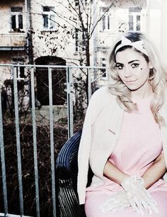 Marina and The Diamonds| love this look on her