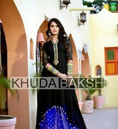 Khuda-Baksh-Latest-Party-Wear-Collection-For-Women-2016-2017-7-1000x1100