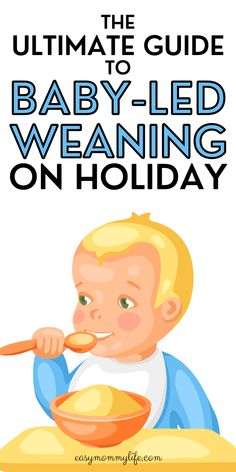 Baby Led Weaning First Foods, Baby Weaning, Weaning Toddler, Traveling With Baby, Travel With Kids, Gentle Parenting, Parenting Hacks, Colic Baby, Healthy Toddler Meals