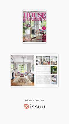 House and Garden - Magazine Rack, Home And Garden, Colour, Storage, House, Home Decor, Color, Purse Storage, Decoration Home