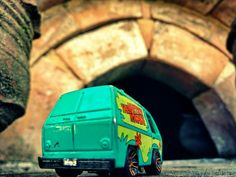 The Mystery Machine at Mysterious Places part 26 - Tunnel of doom.