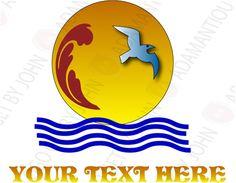 Logo Templates by logo get, via LogoGet Travel Logo, Logo Templates, Logos, Shopping, Hilarious, Logo