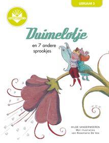 Boektoppers kinderboek 'Duimelotje en 7 andere sprookjes' voor kinderen uit leerjaar 3