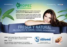 Gran lanzamiento de la marca María Salomé en Puerto Rico