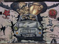 """by 46026252 class=""""su. """"Photo by 46026252 class=""""su. - graffiti in berlin wall poster - diy cyo customize create your own personalize My God, Help Me Survive This Deadly Love at the East Side Gallery, Berlin, Germany by Wandering Wheatleys B. Geometric Wallpaper Murals, Wallpaper Panels, Wallpaper Roll, Wall Wallpaper, Berlin Ick Liebe Dir, East Side Gallery, East Germany, Berlin Germany, Germany Europe"""