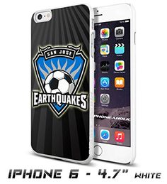 Soccer MLS SAN JOSE EARTHQUAKES SOCCER CLUB FOOTBALL FC LogoCool iPhone 6 - 4.7 Inch Smartphone Case Cover Collector iphone TPU Rubber Case White [By PhoneAholic] Phoneaholic http://www.amazon.com/dp/B00XZ0VDGM/ref=cm_sw_r_pi_dp_CKDxvb0H8C7T7