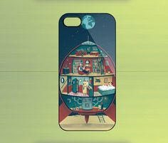 A Grand Day Out Case For iPhone 4/4S, iPhone 5/5S/5C, Samsung Galaxy S2/S3/S4, Blackberry Z10