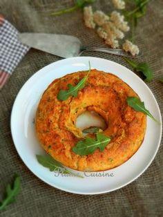 Cake au crabe - Facile original et délicieux.