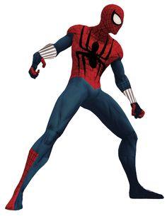 Ben Reilly Spider Man by Spiderdude10