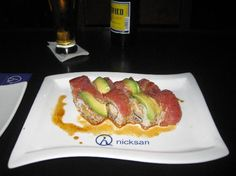 nick-san. best sushi in cabo.. or the world.