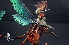 Space Marine Dreadnought, Warhammer Art, Mini Paintings, Gw, Minis, Nerd, Death, Fantasy, Children