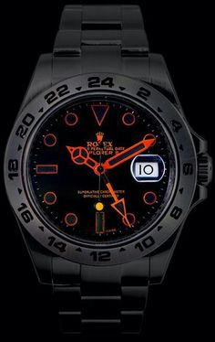 """In this post, we want to explain """"How to choose rolex luxury watches?"""" You have to know the tips for choosing Rolex. Tips for choosing Rolex luxury watches. Amazing Watches, Beautiful Watches, Cool Watches, Rolex Watches, Rolex Explorer Ii, Stylish Watches, Luxury Watches For Men, Dream Watches, Sport Watches"""