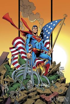 DC Celebrates Launch Of SUPERMAN UNCHAINED With 75th Anniversary Variants