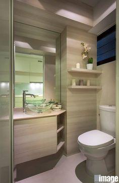 Bathroom Design Hdb 9 hdb bathroom makeovers for every budget | bathroom makeovers
