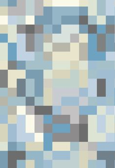 Pixelated pattern by Fernando Augusto Copyright ©
