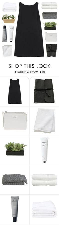 """where you find what you're looking forw"" by kristen-gregory-sexy-sports-babe ❤ liked on Polyvore featuring RED Valentino, Acne Studios, CB2, Lux-Art Silks, Rodin, Crate and Barrel, Linum Home Textiles and Frette"
