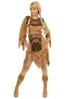 Детские театральный костюм индейца в прокат