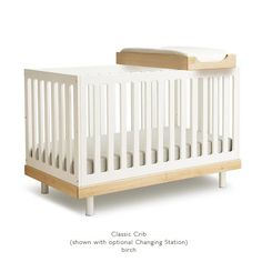LittleLion Studio's favorite crib ever.