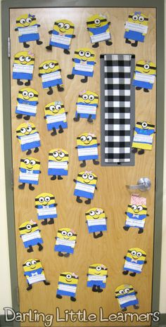 There are a Minion reasons to love school! Jennuine Teaching