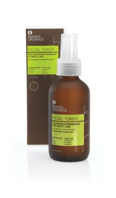 GREEN MANDARIN WITH SWEET LIME FACIAL TONER - Organic Skincare - Flow Organics | Cosmetics, supplements and Organic Baby Products