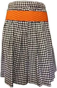 Culture Clash Skirt by George & Jean