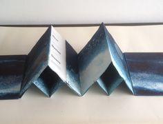 https://books-on-books.com/2017/06/10/bookmarking-book-art-chris-ruston/; Chris Ruston She Returns (2011) 23.5cm x 18.5cm, Edition of 2