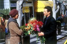 Fall Movies/ sweet november!