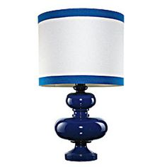 A lampshade should be 40% the height of the base. I've wondered about this for ages!
