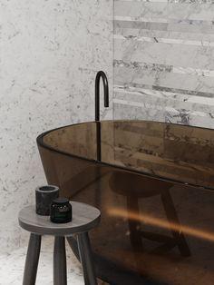 Master bathroom #masterbathroom #modernbathroom #minimalisticbathroom #ideasforbathroom #minimalism #minimalisticarchitecture #minimalisticinterior #architecture #modernarchitecture #design #minimalisticdesign #bathroom Minimalist Interior, Minimalist Design, Modern Bathroom, Master Bathroom, Minimalism, Modern Architecture, Sink, Home Decor, Interiors