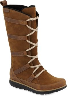Sorel The Liftline II Dame, Herbstbronze / Schwarz - Outfit. Sorel Winter Boots, Warm Winter Boots, Bearpaw Boots, Ugg Boots, Shoe Boots, Cowgirl Boots, Riding Boots, Western Boots, Waterproof Winter Boots