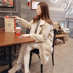 Shop the latest Military Winter Jackets products fromladyindia.com..winter new Korean version of down comforters, cotton clothing girls long slim slim student plus size padded coats women boomers at ladyindia.com