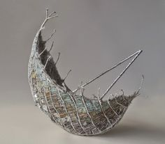 Contemporary Basketry: Boat Forms, Sumiko Tasaka