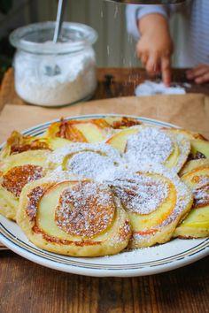 Good Healthy Recipes, Baby Food Recipes, Sweet Recipes, Dessert Recipes, Beignets, Vegan Baking, Healthy Baking, Healthy Food, Vegan Snacks