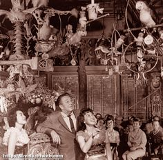 The Enchanted Tiki Room opened on June 23, 1963. United Airlines was the first commercial sponsor, but it soon changed to Dole, and was to be a restaurant featuring birds serenading guests as they dined. Since ownership was separate from the rest of the park, a small admission of 75¢ was charged. The Tiki Room was also Disneyland's first fully air-conditioned building.